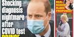 Kate Middleton désespérée, Prince William face au cancer, agitation au palais  (photo)