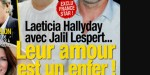 Laeticia Hallyday avec Jalil Lespert, leur amour est un enfer (photo)