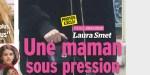 Laura Smet maman sous pression, elle craque en plein Paris (photo)