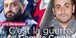 Cyril Hanouna, c'est la guerre avec Camille Combal, une plainte déposée