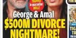 George Clooney, crise en confinement avec Amal - L'acteur livre sa vérité