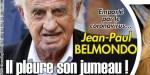 Jean-Paul Belmondo absent aux funérailles de son frère jumeau