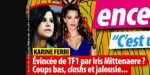 Karine Ferri, évincée de TF1 par Iris Mittenaere, coups bas, clashs et jalousie