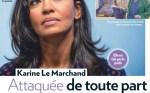 Karine Le Marchand, en plein cauchemar sur M6, l'animatrice attaquée de toute part