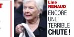 Line Renaud, une année noire, encore une terrible chute