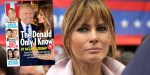 Melania Trump en roue libre, un vent à Donald Trump à Palm Beach (vidéo)