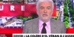 Pascal Praud hyper protégé sur C News, le patron de la chaine brise le silence