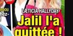 Laeticia Hallyday - Jalil Lespert l'a quittée - elle fait face à une nouvelle épreuve (photo)