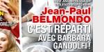 Jean-Paul Belmondo de retour avec Barbara Gandolfi, huit ans après leur violente rupture