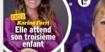 Karine Ferri enceinte de quatre mois - L'endroit où elle se cache avec Yoann Gourcuff (photo)