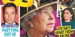 Elizabeth II furieuse et en larmes, elle en veut à Meghan Markle et Harry, une très mauvaise passe (photo)