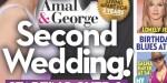 George et Amal Clooney, ils renouvellent les voeux de mariage, un contrat à un milliard (photo)