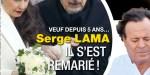 Serge Lama, veuf depuis cinq ans, il se marie avec Luana, son ancienne maitresse