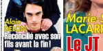 Alain Delon réconcilié avec son fils Alain-Fabien avant la fin