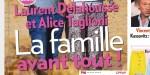 Alice Taglioni, avec Laurent Delahousse, cette phrase qui lui fait mal