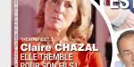 Claire Chazal horrifiée, elle tremble pour son fils François