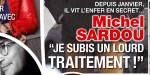 Michel Sardou, cancer, chimiothérapie, sa mise au point