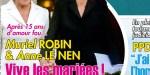 Muriel Robin mariée avec Anne Le Nen, étrange brouille avec Tex, il règle ses comptes
