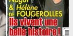 Nagui et Hélène de Fougerolles, ils vivent une belle histoire
