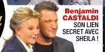 Sheila, son lien très secret avec Benjamin Castaldi