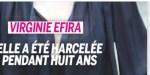 Virginie Efira harcelée pendant huit ans, la complice de Julien Doré se livre