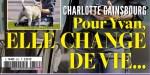 Charlotte Gainsbourg, pour Yvan Attal, elle change de vie