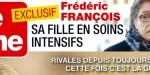 Frédéric François : sa fille Gloria en intensifs, une forme grave du Covid