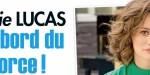 Lucie Lucas au bord du divorce, sa confidence choc