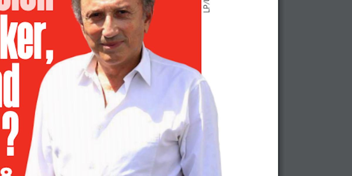 Michel Drucker abandonné par Dany Saval, en pleurs, il répond