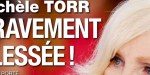 Michèle Torr «gravement blessée»,  un coup d'une «violenceinouïe»