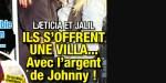 Laeticia Hallyday et Jalil Lespert, ils s'offrent une villa avec l'argent de Johnny (photo)