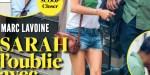 Sarah Poniatowski - l'ex-femme de Marc Lavoine en couple Roschdy Zem, étonnante réponse