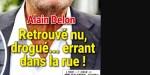 Alain Delon, retrouvé n*, drogué..errant dans la rue, la réplique cash de sa fille Anouchka (photo)