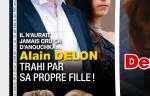 Alain Delon trahi par sa fille - Il n'aurait jamais cru ça d'Anouchka