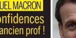 Brigitte Macron fière du président - confidences élogieuses de son ancien prof