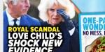 Camilla Parker-Bowles et Charles, la vérité sur leur fils caché (photo)