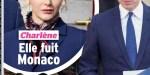 Charlène de Monaco fuit la principauté, distance avec Albert