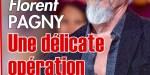Florent Pagny, une délicate opération, le chanteur brise le silence