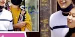 Jade Hallyday et Michael-Sean Klemeniuk, leur belle histoire se confirme, virée familiale à Venice Beach