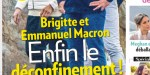 Emmanuel et Brigitte Macron, la crise sanitaire s'améliore, un petit break à Fort Brégançon (photo)