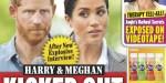 Prince Harry et Meghan Markle privés de titres, la décision «furieuse» de Charles à bout (photo)