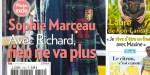 Sophie Marceau, bisbilles avec Richard C, en larmes, elle se précipite chez une amie