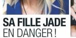 Traquée par les pervers, Jade Hallyday affole Instagram, l'étonnant silence de Laeticia (photo)