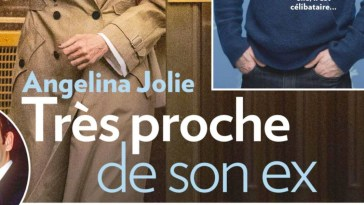 Angelina Jolie trop proche de Jonny Lee Miller, son ex-mari, leur rendez-vous secret