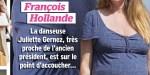 François Hollande et Julie Gayet, réplique aux rumeurs de crise, Juliette Gernez ignorée (photo)