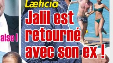 Jalil Lespert face à Laeticia Hallyday enragée, son message rassurant