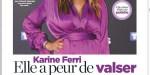 Karine Ferri sur le point de valser de DALS, Camille Combal brise le silence