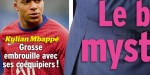 Kylian Mbappé, grosse embrouille avec ses coéquipiers
