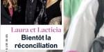 Laeticia Hallyday, la réconciliation avec Laura Smet, l'actrice accepte la main tendue