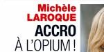 Michèle Laroque accro à l'opium, l'actrice se livre